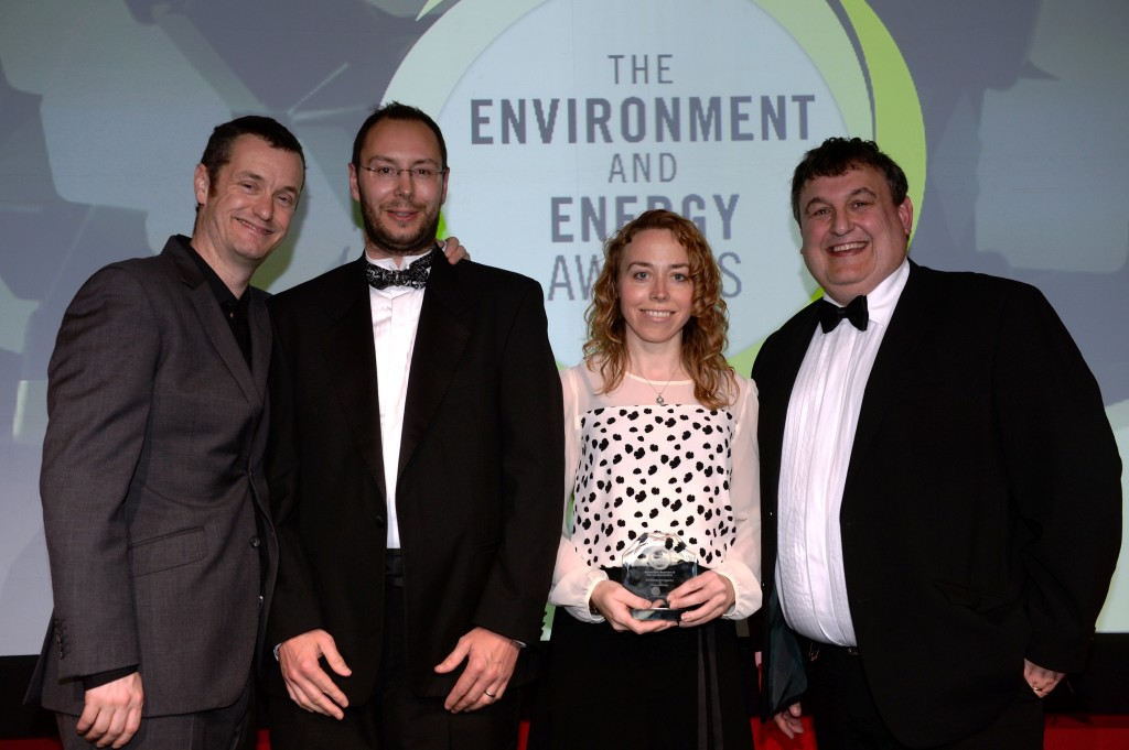 13  Environment Agency Award Win