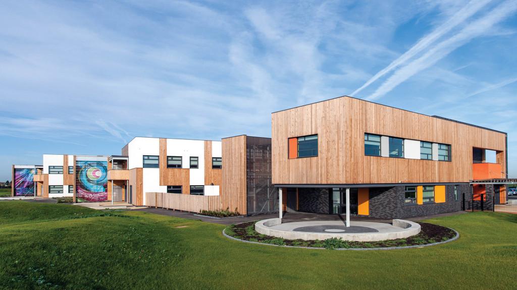 34  Portakabin Cambourne Villlage College 6935-91
