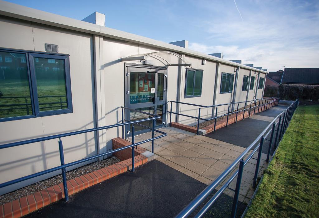 34  Portakabin Rotherham Schools 6851-180