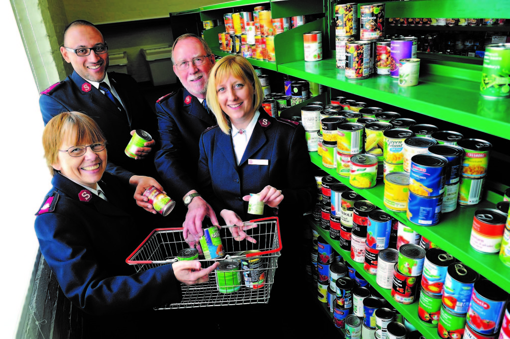 33  Salvation Army Foodbank, New Addington_FOR PRESS