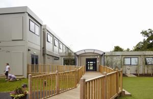 28  Portakabin Highgate School 6982-036