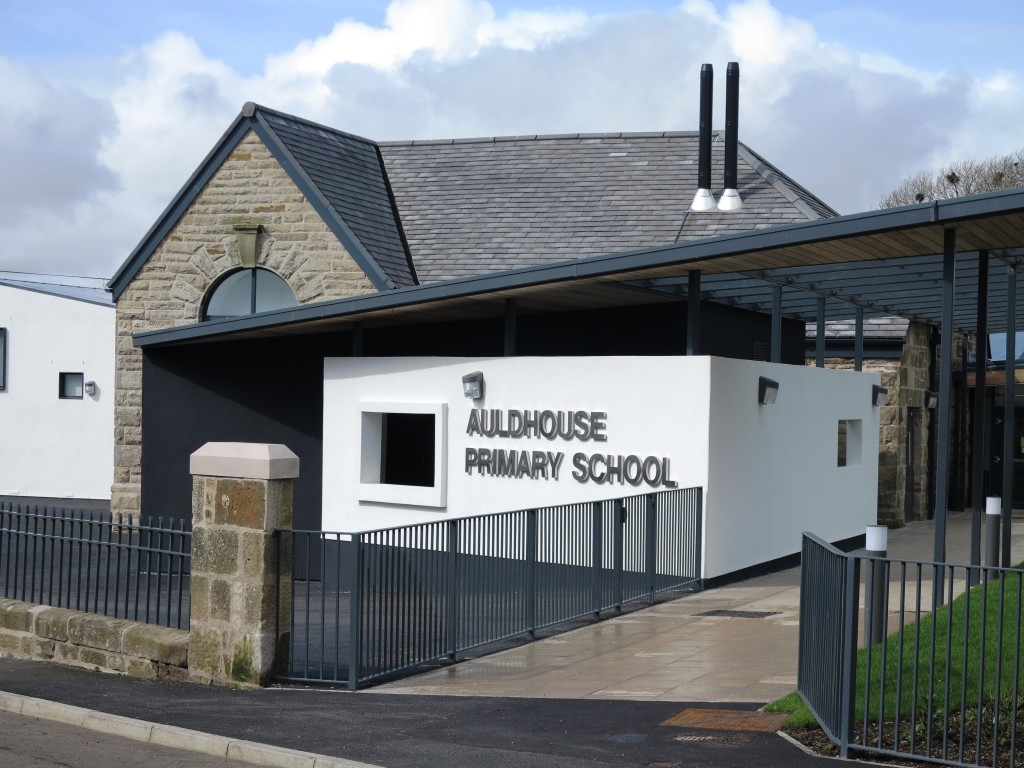 18  Hardrow Slate - Auldhouse Primary School