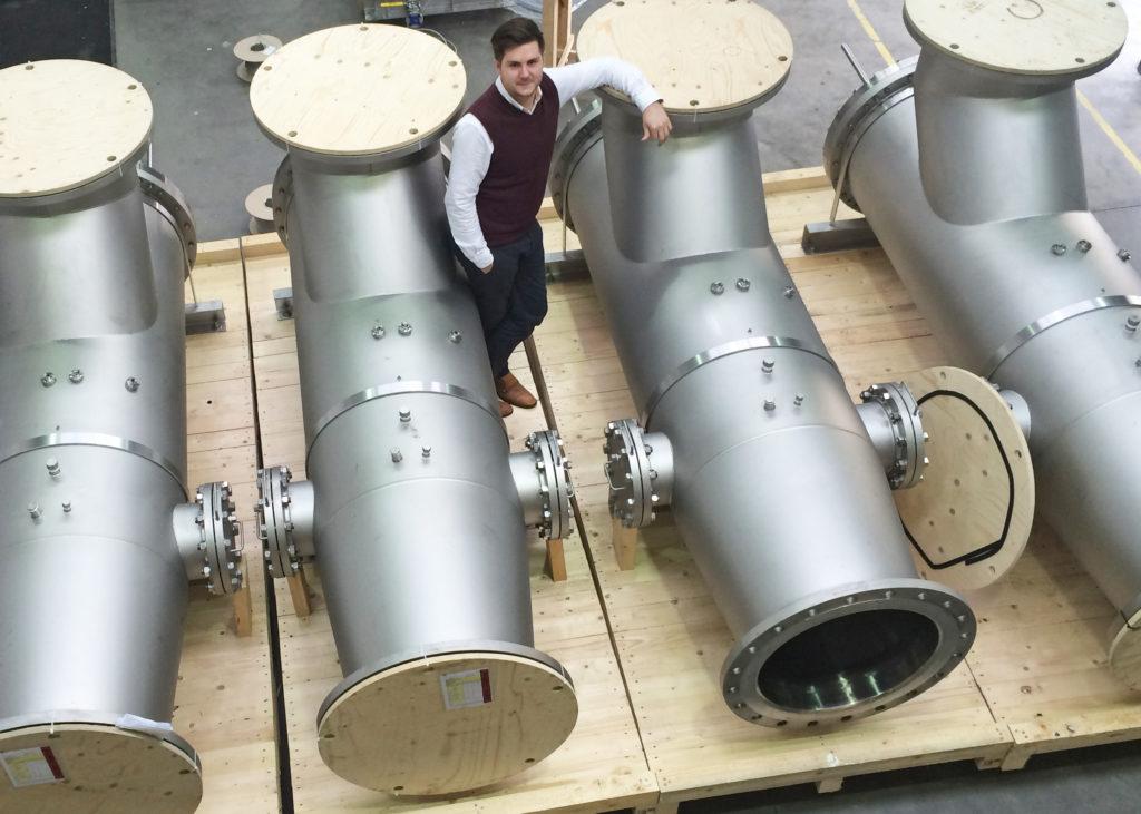 18  UVLX Series - UV Drinking Water Installation