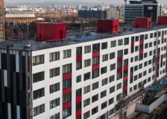 Decothane Keeps Pendleton Housing Scheme Dry