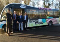 Collegiate AC aid Durham University's Sustainable Travel Plan with New Student Bus Service