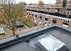 Social Housing Tenants Warm to Kemper System Roofing Solution