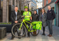 Pedal Power Improves Emergency Response – St John Launches New Cycle Unit with the Support of G4S Channel Islands